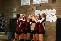 Gallery: Volleyball W F West @ Centralia